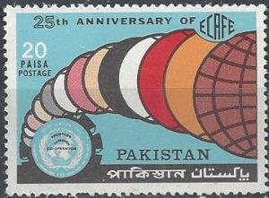 Pakistan  319   MNH  ECAFE