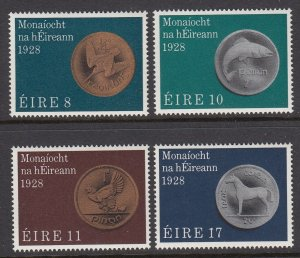 Ireland 436-9 Coinage mnh