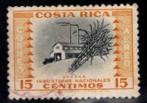 Costa Rica Scott c254 Used  stamp