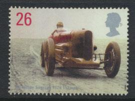 Great Britain SG 2060 Used    - Land speed records