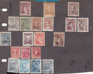 ARGENTINA  ^^^^^  CLASSICS collection  on page  $$@dcc838arg8