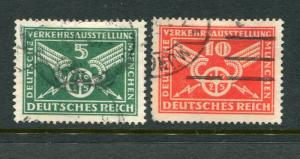 Germany #345-6 Used - Make Me A Reasonable Offer!
