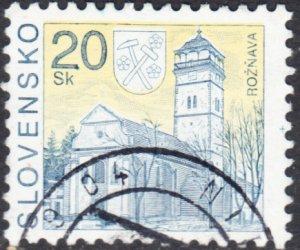 Slovakia  #225 Used