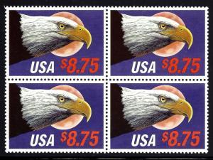 2394 Mint,OG,NH... Block of 4... SCV $64.00