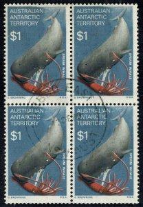 Australian Antarctic Territory Scott L34 Used.
