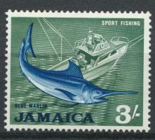 Jamaica  SG 229  - perf 14½ * 14 - Mint Hinged    -  see scan and details