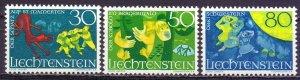 Liechtenstein. 1968. 497-98. fairy tales. MNH.