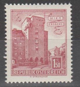 Austria #623 MNH F-VF (SU825)