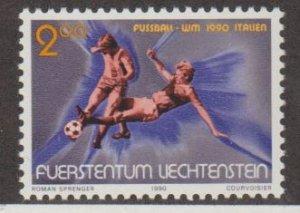 Liechtenstein Scott #927 Stamp - Mint NH Single