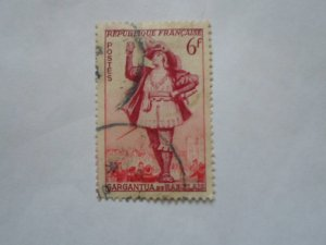 FRANCE STAMP USED FINE CON. # 688