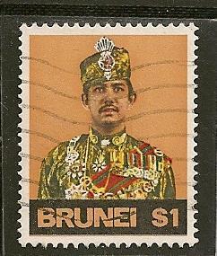 Brunei   Scott  206   Sultan    Used