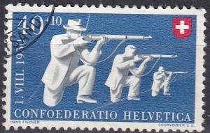 Switzerland #B195 F-VF Used CV $11.00 (A18729)