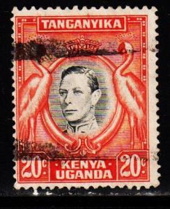 Kenya, Uganda, Tanzania - #74 Cranes - Used
