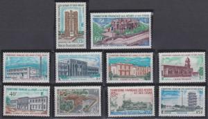 Afars and Issas 324-333 MNH (1868-1970)