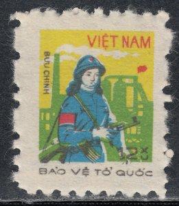 N.Vietnam MNH Sc # 1140A Mi A1178 Value $ 20.00  US