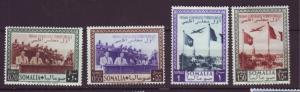 J20003 Jlstamps 1951 somalia set mh #181-2,c27a-b council
