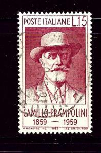 Italy 772 Used 1959 issue