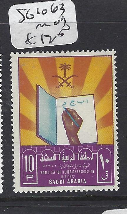 SAUDI ARABIA (PP0102B)  LITERACY  SG 1063       MOG