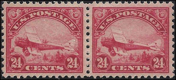 C6 Mint,OG,NH... Pair... PSE Cert... SCV $260.00