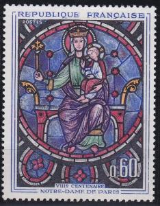 France 1090 MNH (1964)
