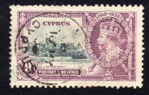 Cyprus 1935 Scott 139 Used Very Fine CV $28