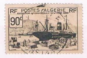 Algeria 128 Used Export ship 1939 (A0410)