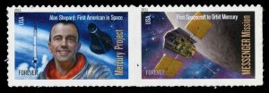 USA 4528a,4527-4528 Mint (NH) Pair