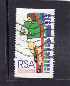 South Africa 1995 World Rugby used