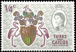 Turks & Caicos Islands 1969 #181 Mint VLH