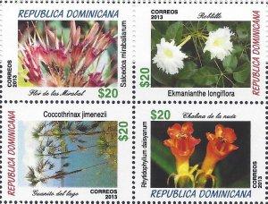 DOMINICAN REPUBLIC 1559 MNH BLOCK [D2]-4