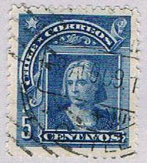 Chile 71 Used Columbus 1905 (BP30512)