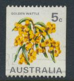 Australia SG 467a coil stamp white flourescent paper - Used