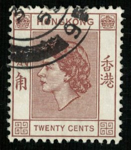 Hong Kong, Queen Victoria, (3365-T)