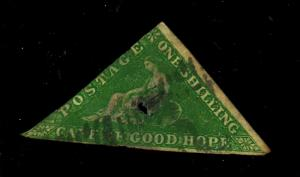 Cape of Good Hope #6 Used Spacefiller Cat$250