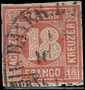 Bavaria - 14 - Used -  SCV-140.00