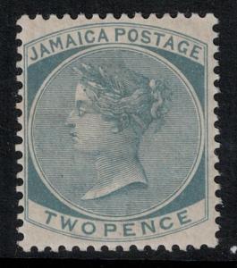 Jamaica 1885 SC 20 LH CV $115.00