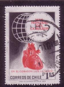 Chile Sc. # 417 Used Heart