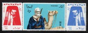 Libya # 303-05 ~ Set of 3  ~ Mint, HM