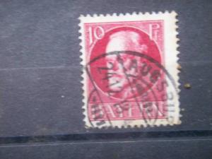 BAVARIA, 1916, used 10pf, King Ludwig III, Scott 99