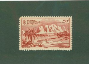 FRENCH WEST AFRICA 39 MNH BIN$ .75