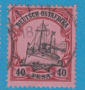 GERMAN EAST AFRICA 18 USED NO FAULTS EXTRA FINE !