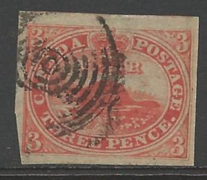 Canada #4iv USED XF big Margin with target cancel -- No Faults