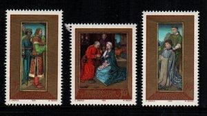 Liechtenstein  918 - 920  MNH cat $ 2.15