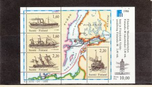 FINLAND *740 SOUVENIR SHEET MNH 2019 SCOTT CATALOGUE VALUE $14.00
