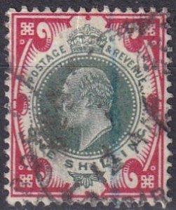 Great Britain #138a  F-VF Used CV $70.00  (Z4611)