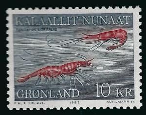 Greenland SC #136 MNH VF...High Quality bargain!