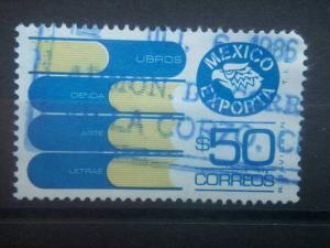MEXICO, 1983, used 50p  Definitive. Scott 1133