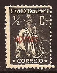 Azores  # 156   Unused