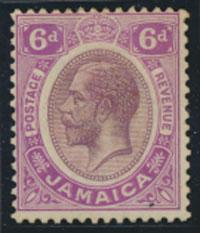 Jamaica SG 93 SC# 102  Mint Hinged   see details