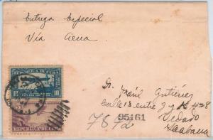 69229 - CARIBBEAN  - POSTAL HISTORY - NICE AIRMAIL COVER 1934